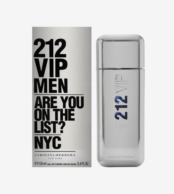 Carolina Herrera 212 Vip For Men Edt 100ML - White