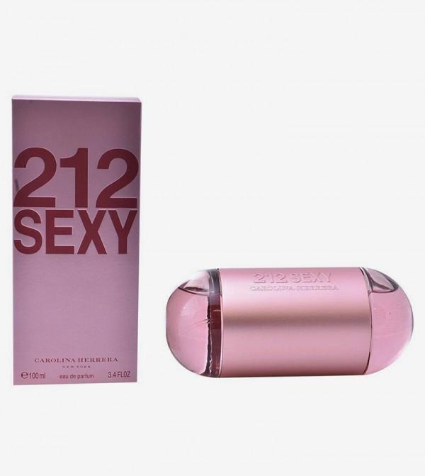 Carolina Herrera 212 Sexy For Women Edp 100ML - White