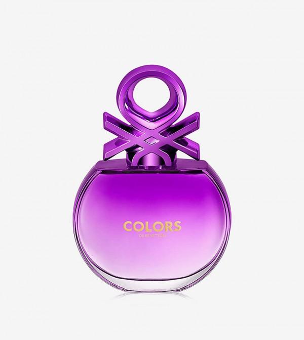 Colors De Benetton Purple For Women Edt 80ML - White