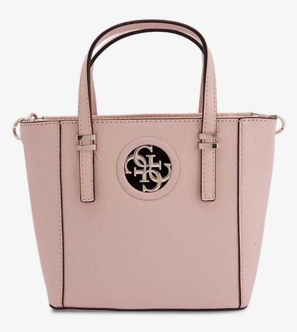 Open Road Mini Tote Bag Pink