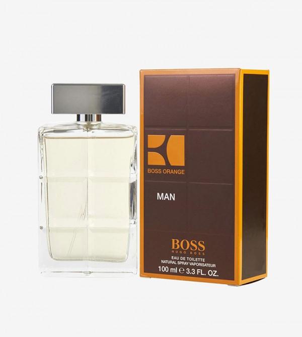 Hugo Boss Orange EDT, 100ml - White