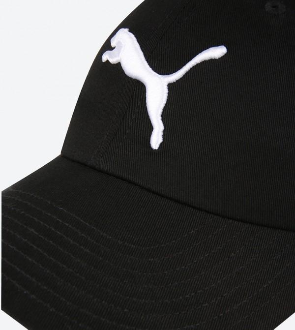 33896f3e1f9 Logo Embossed Essential Cap - Black 05291901