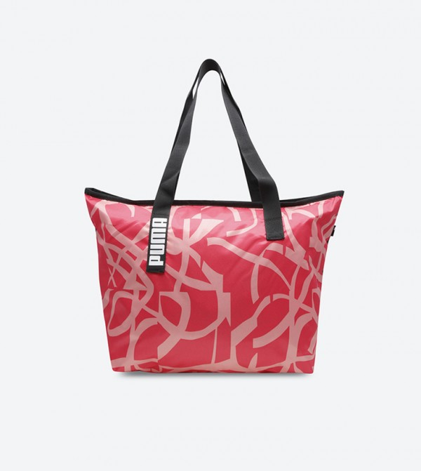 1853b107ead44 Puma Core Active Shopper Bag - Pink 07514102