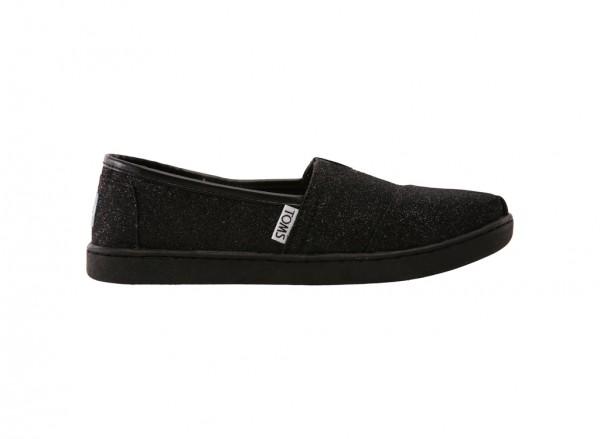Classic Black Sandals-10007620
