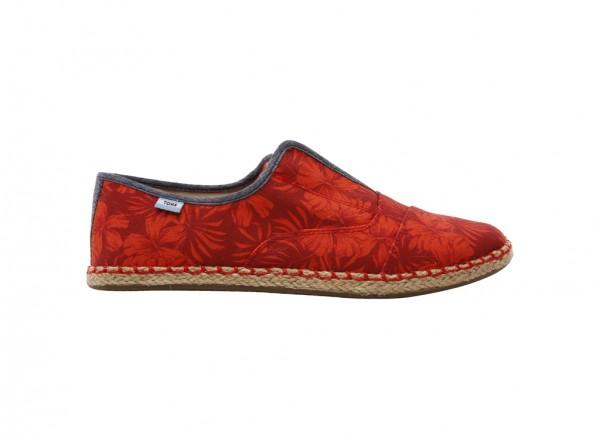 Palmera Red Flats -10007900