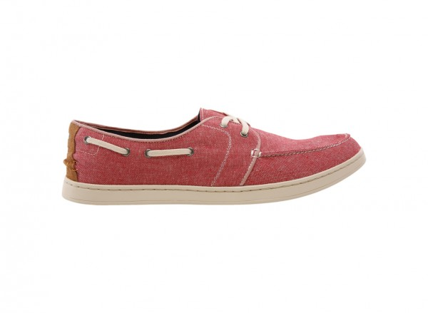 Culver Red Lace-Ups