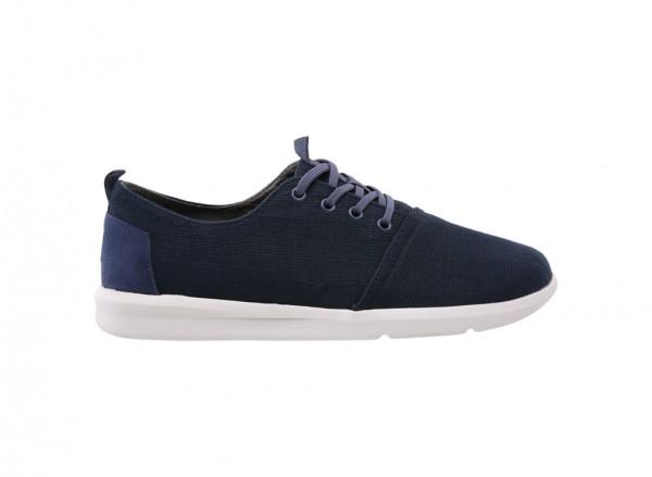 Del Rey Navy Sneakers
