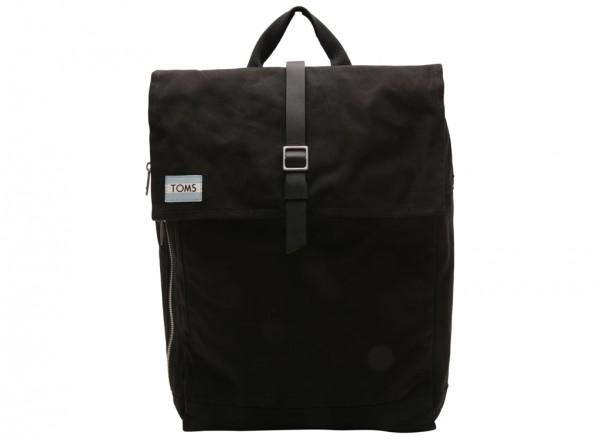 حقيبة ظهر سوداء