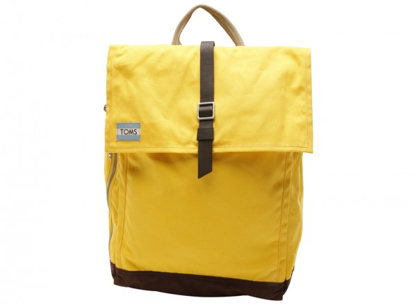 Yellow Backpacks - 10008278