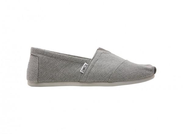 Grey Slip-Ons-10008361