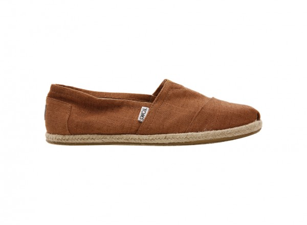 Classic Brown Slip-Ons
