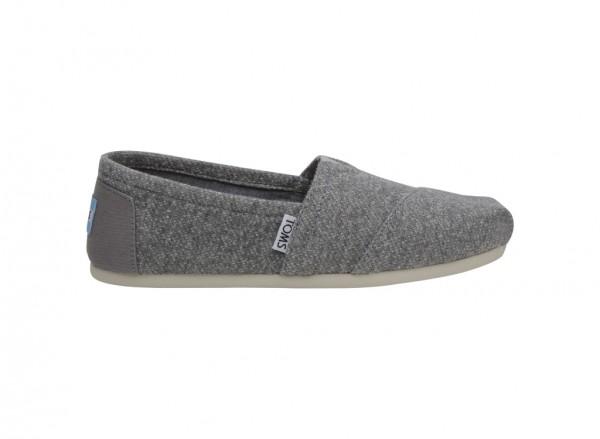 حذاء فلات رمادى - 10008941_GREY