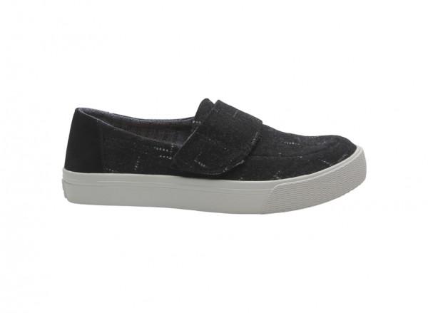 حذاء فلات أسود - 10009047_BLACK