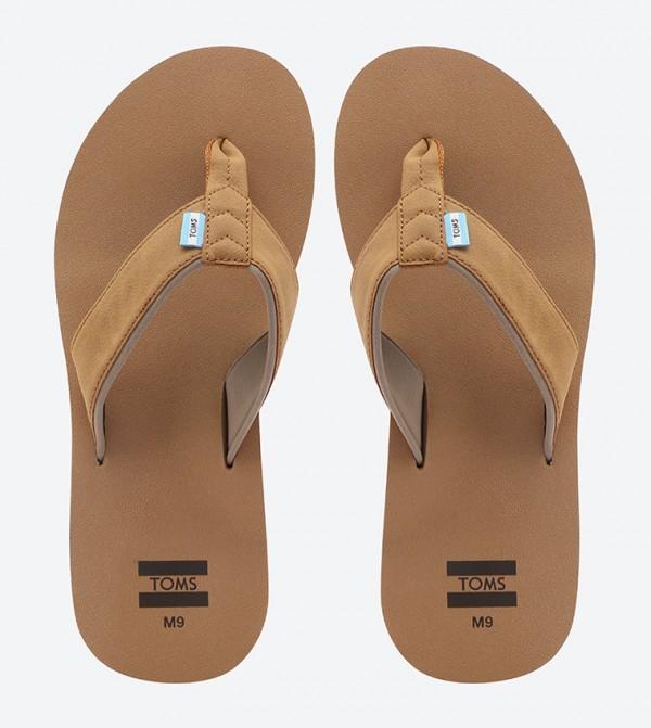 e3ced34c3362 Carilo Flip Flops - Brown 10009863