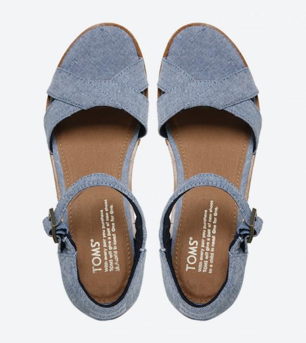 5887230816f Harper Sandals - Blue - 10010004