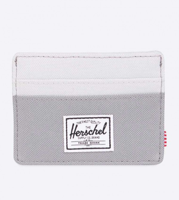 Charlie Card Holder - Grey - 10045-00908-OS