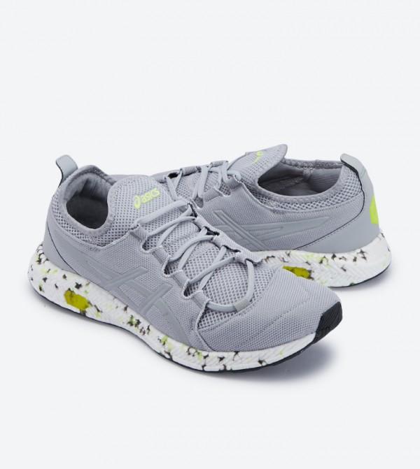 b6ba694200e5 Hyper Gel-Sai Lace Details Sneakers - Grey 1021A014-020