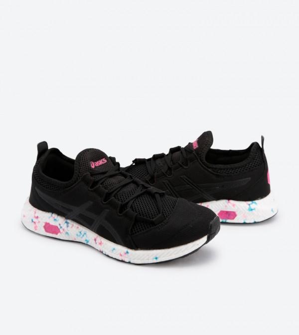 e0d86d257272 Hyper Gel-Sai Lace Details Sneakers - Black1022A013-001