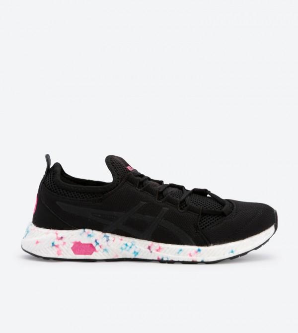 8c307b9aea92 Asics Hyper Gel-Sai Lace Details Sneakers - Black1022A013-001