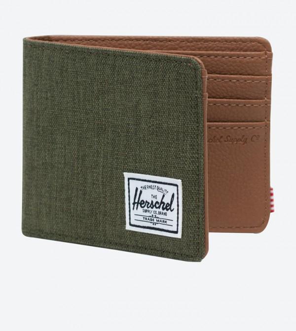 44ae68479249 Hank Rfid Bifold Multi Slot Wallet - Olive