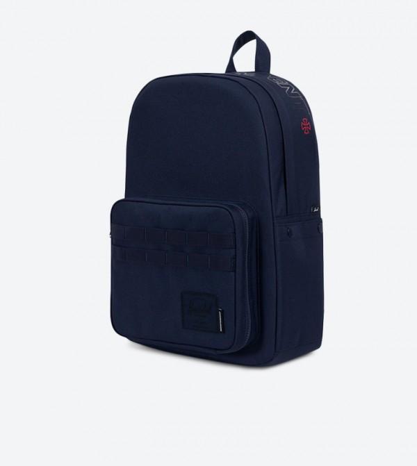 91cdfcd8d47 Independent Pop Quiz Backpack - Navy 10497-02230-OS