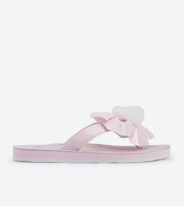963d041e4a14 Home  Poppy Flip Flops - Pink 1090489. 1090489-SEASHELL-PINK