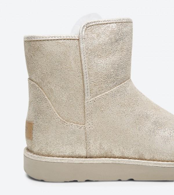 9e4c62c3149 Abree Mini Stardust Boots - Gold 1094675