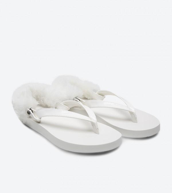 0acf7ddf423 Laalaa Slip-Ons - White 1094875K