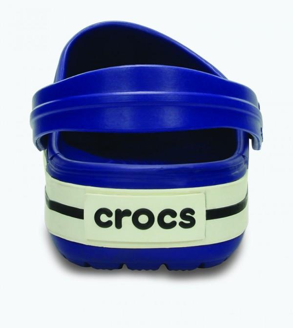 2b51fbf57 Crocband Clog - Blue