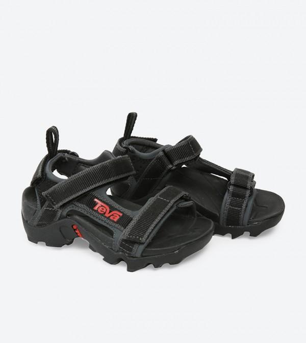 ef6d5381326c Tanza Sandals - Black