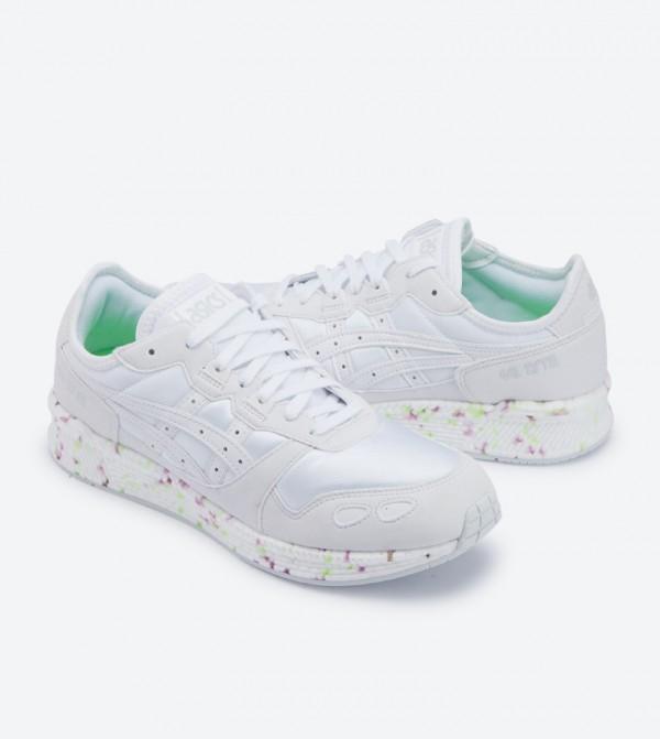 meet 7d311 19692 Hyper Gel-Lyte Lace Details Sneakers - White1193A074-100