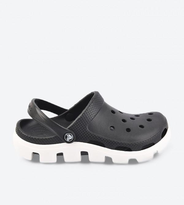 Crocs Duet Sport Clogs - Black 4d7baaa0d