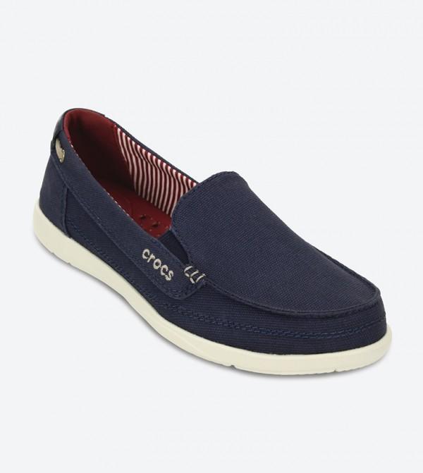 5761426bfa5 Walu Canvas Loafers - Navy