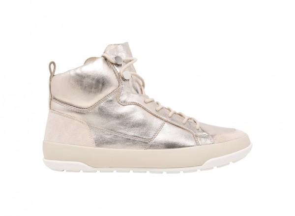 حذاء سنيكرز مياسي ذهبي