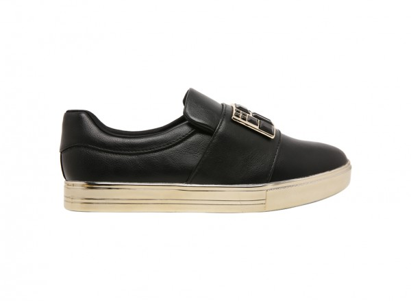 Ogima Slip On - Black