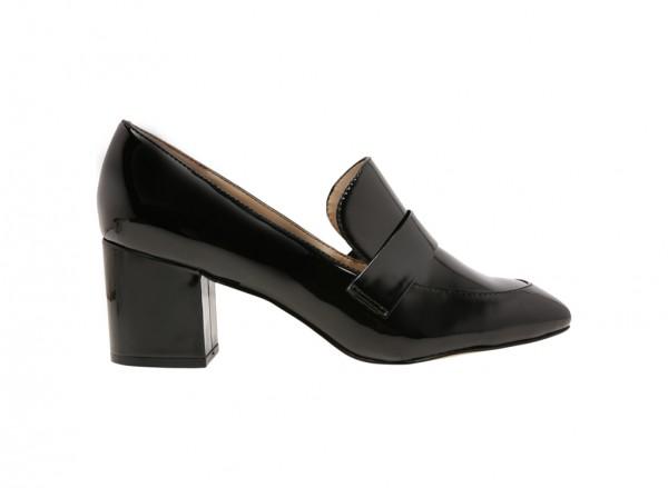 Emmaline Mid Heel - Black
