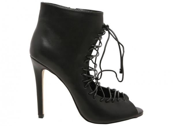 Junie High Heel - Black