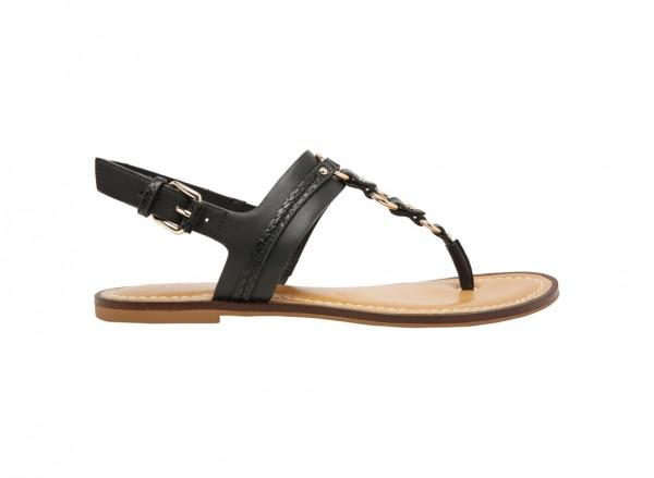 حذاء فلات إيدن أسود