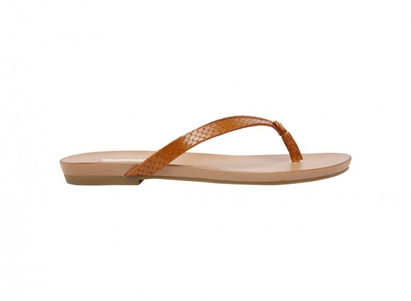 Tricia Flats - Brown