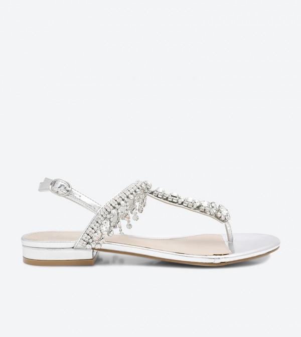 2fca0739c7c Aldo Daropang Sandals - Silver 20120501