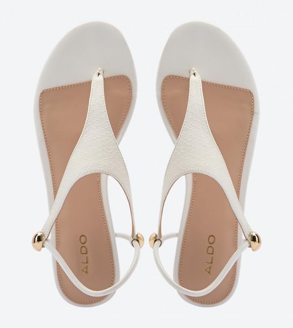 277c3837eae Aldo Erarenia Sandals - White 20120501-ERARENIA