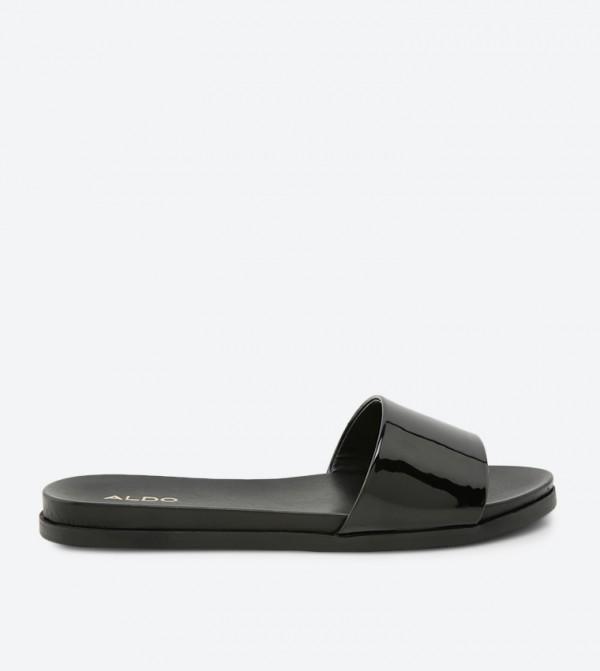cc0706e5c4b2 Aldo Fabrizzia U Flats - Black