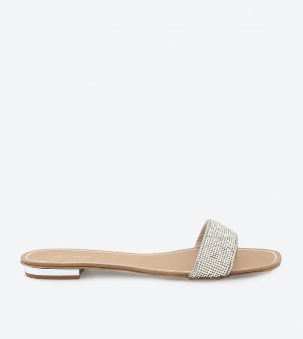 db247f264d6 Aldo Soffia Sandals - Metallic