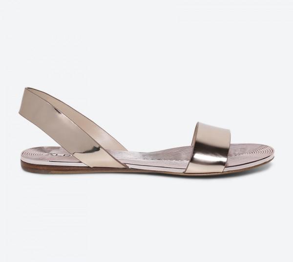 8cbe7c8d70108e Aldo Yoana Sandals - Metallic