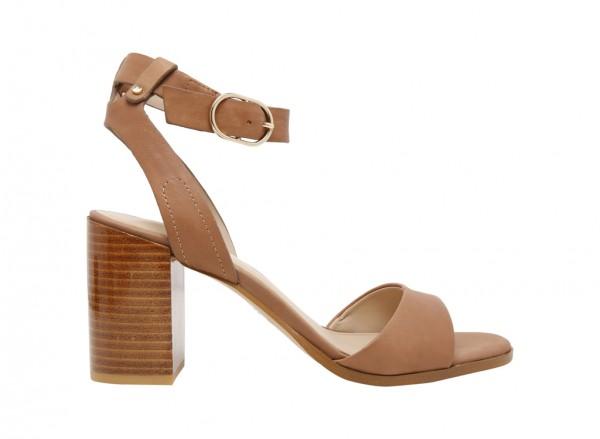 Venise High Heel - Brown