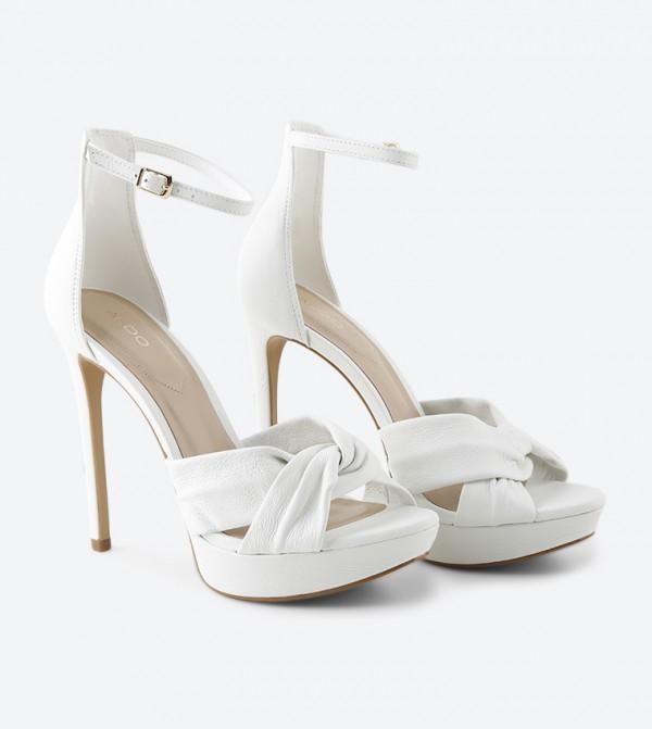 23e03ae9722 Ameline Sandals - White