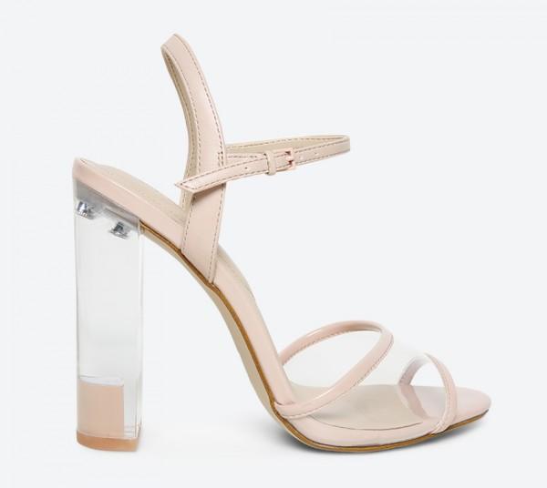 aaf39d5e876 Aldo Camylla High Heel - Pink