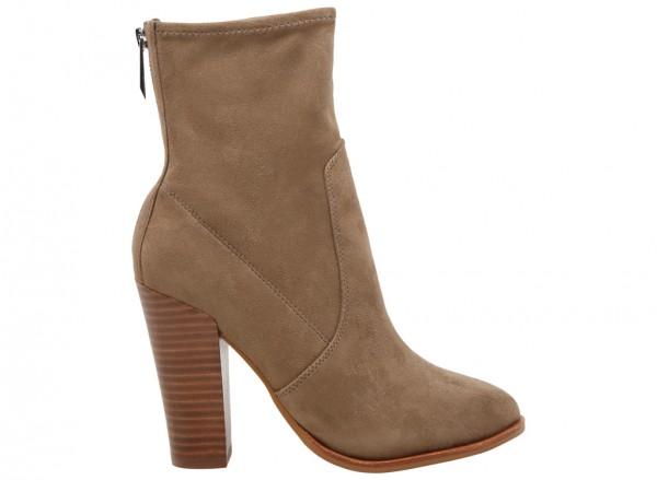 Tokologo Boots - Taupe