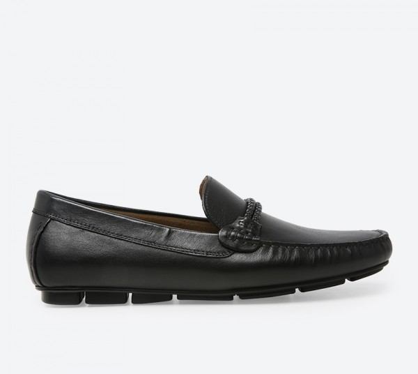 Fildes Loafers - Black