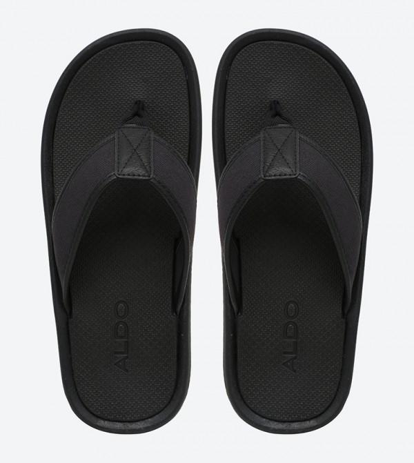 d8e5d1d4ee7871 Canotto Thong Sandals - Black